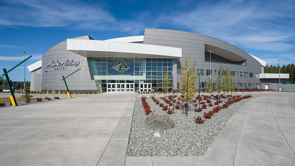 Alaska Airlines Center | Cornerstone General Contractors