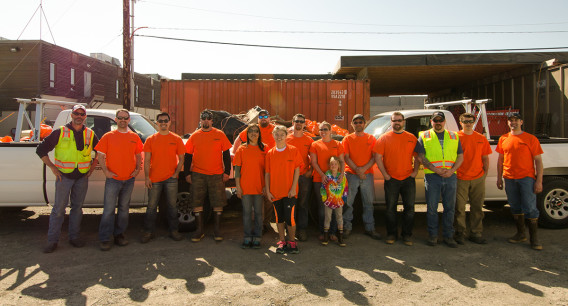 CGC Citywide Cleanup 2014